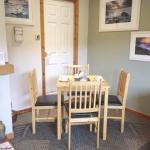 Inside The Wee Tea Room