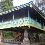 El Hórreo en el Parque