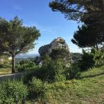 Parc Regional des Alpilles - picnic spots and Vel D'Enfer (Valley of Hell)