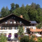 Frontansicht unseres Restaurant Hotel Frühlingsgarten