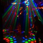 the dance floor in the Tavern!