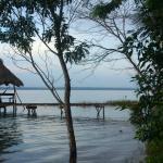 Muelle Lago Peten Itza