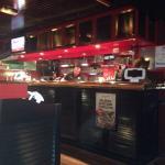Le bar du Buffalo d'Auxerre