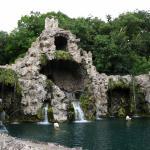 Giardini vaticani: Fontana dell'aquilone