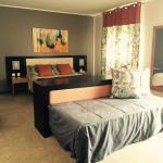 Junior suite, 4ème étage (404)