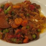 traditional style stew