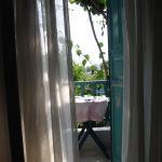 Balconcino della nostra stanza