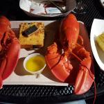 Twin Lobster Special