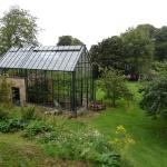 Garden at the Dovecote