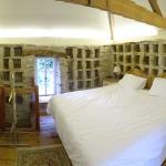 Bedroom in the Dovecote