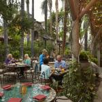 Outdoor Dining at Las Campanas