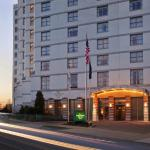 All-Suite Hotel on City Avenue Across from Bala Cynwyd Business District