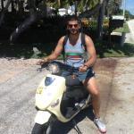 Riding down to Delray Beach