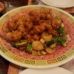 General Tso's Shrimp