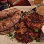 Weiswurst was very good
