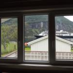 Geirangerfjorden Feriesenter Foto