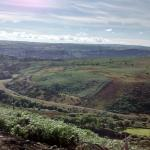 view from atop the mountain at Brynawel Farm!