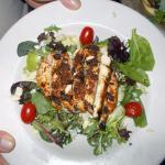 Chicken-apple salad