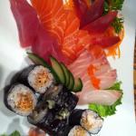 Sushi + Sashimi