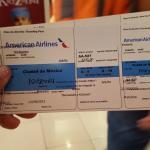 los boletos para el gran viaje