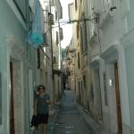 another view of the streets in Piran