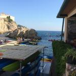 cove with sea kayaking right beside rooms