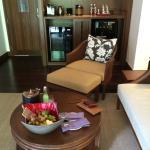 Le luxe et le raffinement d'un véritable établissement haut de gamme, poussé dans les moindres d