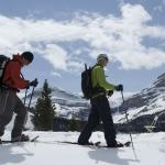 Kananaskis Outfitters Snowshoers