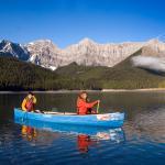 Kananaskis Outfitters Canoe