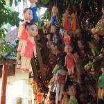 Vishnu Temple, baby tree