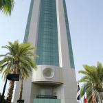 Exterior at Le Royal Tower Kuwait