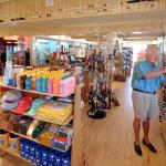 Gift and Tackle Shop on the Pier