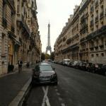 Photo de Hotel Longchamp Elysees