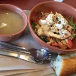 Ancient Grain Arugula Salad is the best Salad of the season.
