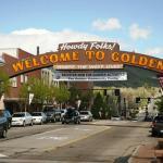 Welcome to Golden Colorado
