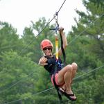 New Gravity Gorge Zip Line