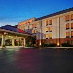 Hampton Inn Hot Springs Foto
