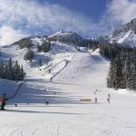 winter sports Schlanitzen Alm