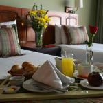 desayuno americano en la cama (aplican servicios)