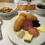 Breakfast Day 2 Hotel Goldener Schlussel