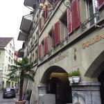 Photo de Hotel Goldener Schlussel