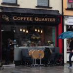 The coffee quarter
