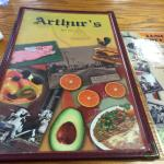 Arthur's Coffee Shop