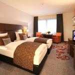 Room (Comfort + Superior)