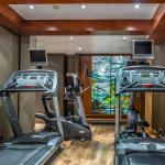 Gym at Courthouse Hotel London