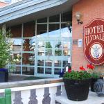 Hotel Alvdalen Foto