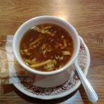 Hot and Sour Soup!