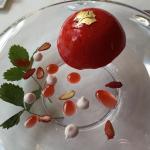 Strawberry from Open Fields dessert (150493541)