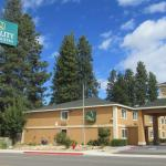 Quality Inn and Suites, Weed, Ca