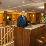 Concierge at The Beechwood Hotel